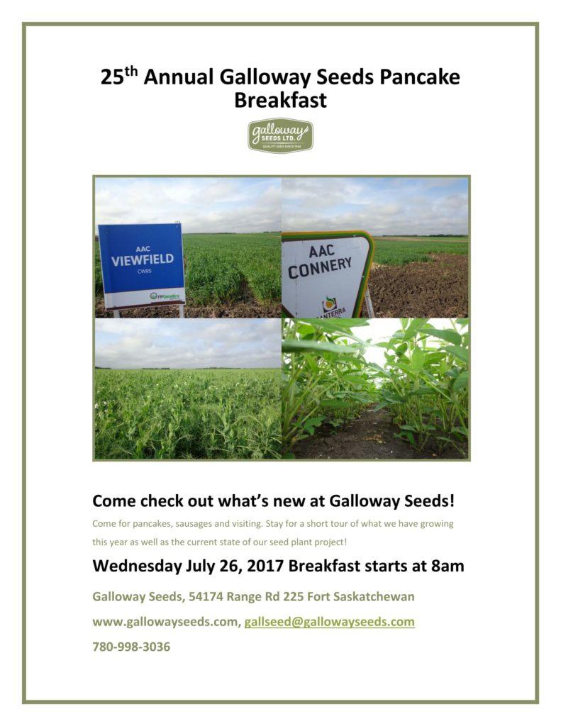 25th Annual Galloway Seeds Pancake Breakfast-1